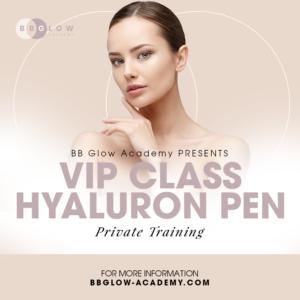 Hyaluronic Pen Private trainig