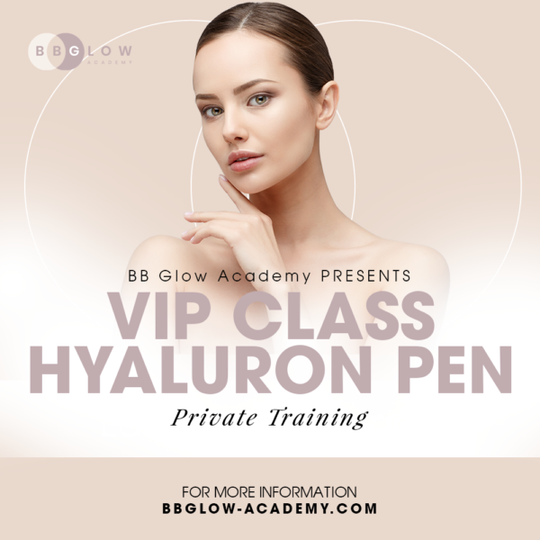 Hyaluronic Pen Private trainig