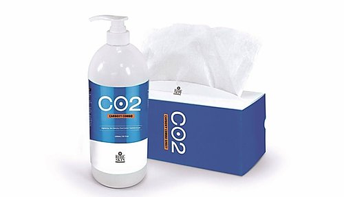 Carboxy CO2 750 ML ROLL COMBO | product box |bb glow academy