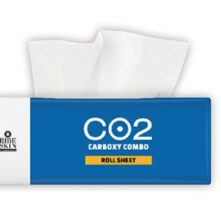 Carboxy CO2 50 Sheets| product box |bb glow academy