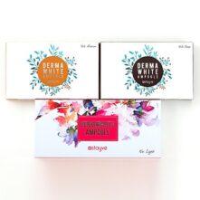 Stayve Dermawhite BB Glow| Product box |bb glow academy
