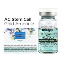 STAYVE AC STEM CELL GOLD AMPOULE | bb glow product box | bb glow academy