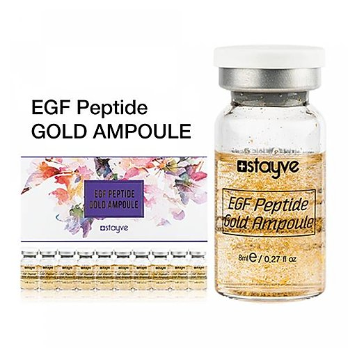 STAYVE EGF PEPTIDE GOLD AMPOULE | bb glow serum | bb glow academy