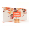 salmon dna golg ampoule Product box| bb glow academy