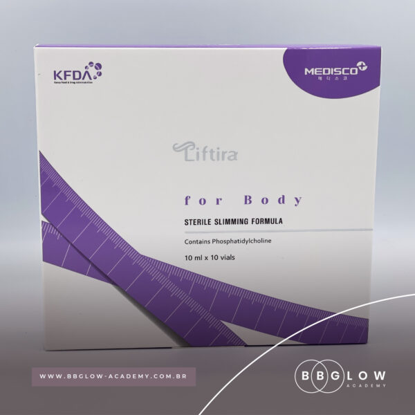 Lifitira Slimming Formula for the body| product box | bb glow academy