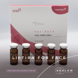 Liftira for the face box | product box | bb glow academy