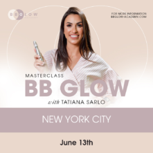 BB Glow academy - training in New York City