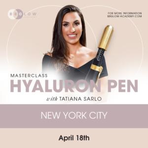 hylauron pen training academy - training in New York City